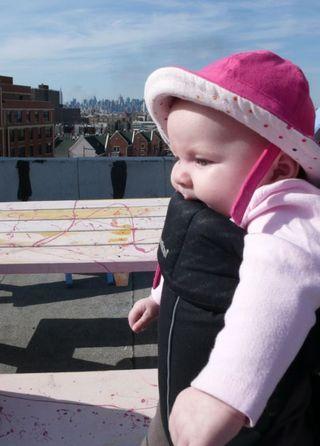 Cora brooklyn Rooftop