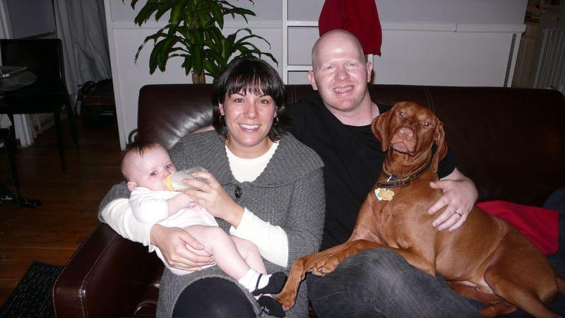 Cora michelle Kris 'family portrait'