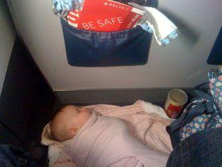 Cora floor of plane