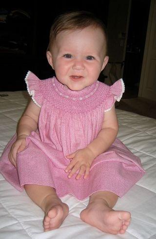 Cora pink dress