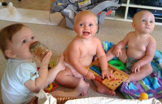 Three baby summit