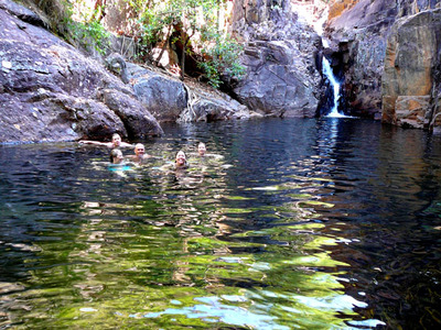 Kakaduswimminghole